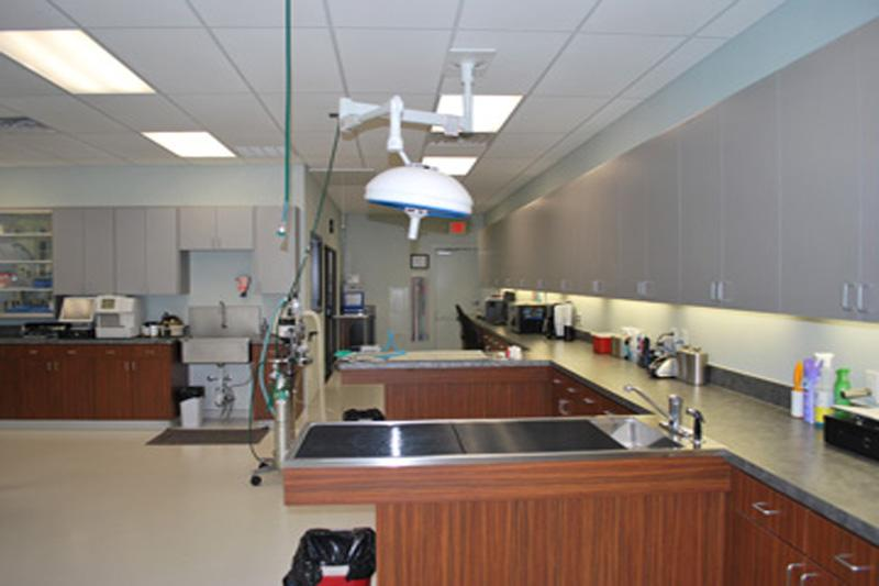 DVSC East Dallas Surgical Prep